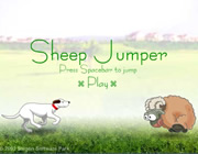 Play Sheep Jumper