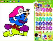 Play Color Mario