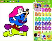 Play Color Mario