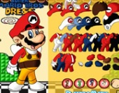 Play Mario Bros Dress Up