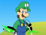 Play Luigi Drive