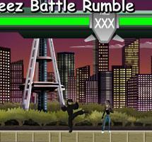 Play Meez Battle Rumble