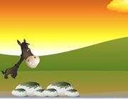 Play Horsey Run Run
