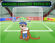 Play Coco's Penalty Shootout