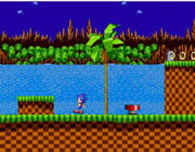 Play Sonic Hedgehog