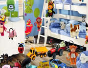 Play Kids Bedroom