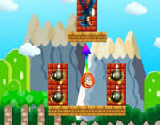 Play Mario Block Ball