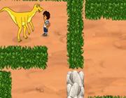 Play Dora Diego Dinosaur