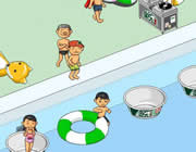 Play Jump Into Lifebuoy