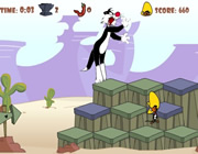 Play Speedy's Pyramid Rescue